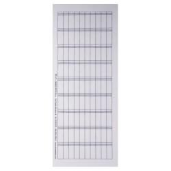 N64 - foglio da 90 cartellini 7 x 21