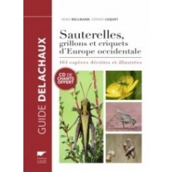 EB02 - Sauterelles, Grillons et Criquets d'Europe Occidentale
