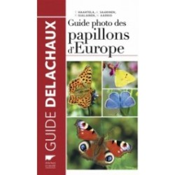 EB05 - Guide Photo des Papillons D'Europe