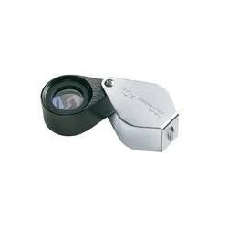 OA118410 - Metal folding magnifier Eschenbach