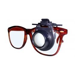 OA0014 - Cliped, set of 4 magnifier lenses