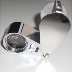 OA0394 - Lente tascabile con luce LED e ultravioletta