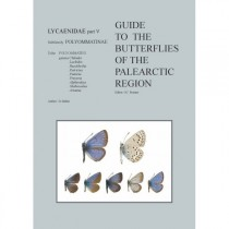 Books -  Guide to the Butterflies of the Palearctic Region